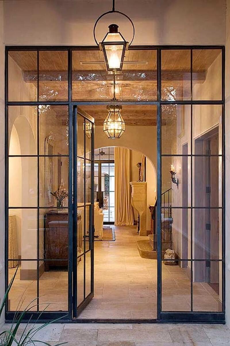 interieur stalen deuren